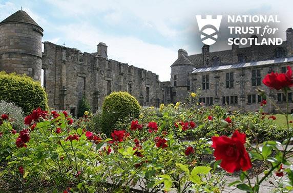 Falkland Palace & Garden entry
