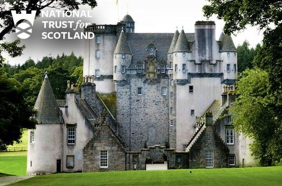 Castle Fraser, Garden & Estate entry