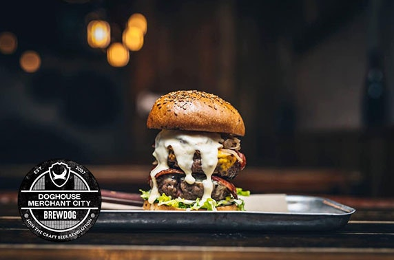 BrewDog burgers & beer, Merchant City