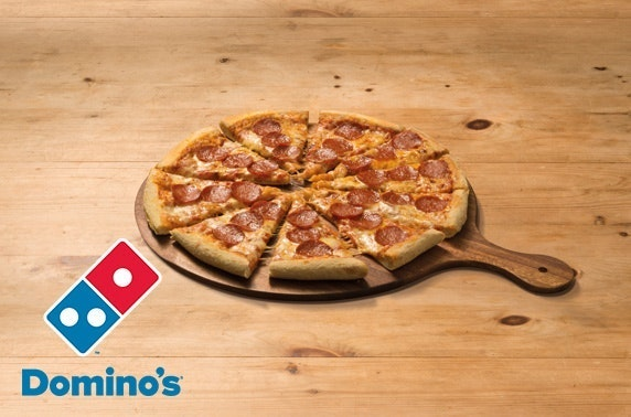 Domino's pizzas from £1.99!