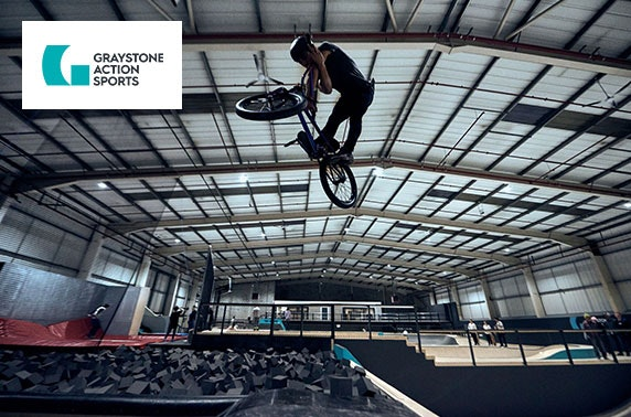 Graystone Action Sports Academy lessons