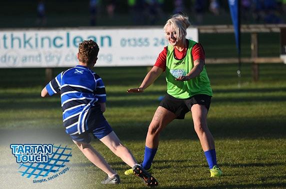 Scottish Rugby Tartan Touch season pass