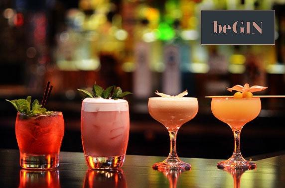 Summer cocktails at BeGIN, Byres Road