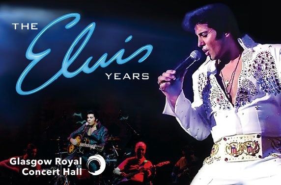 The Elvis Years, Glasgow Royal Concert Hall