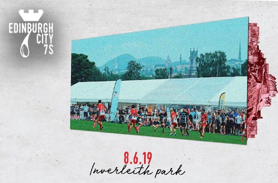 Edinburgh City 7s at Inverleith Park