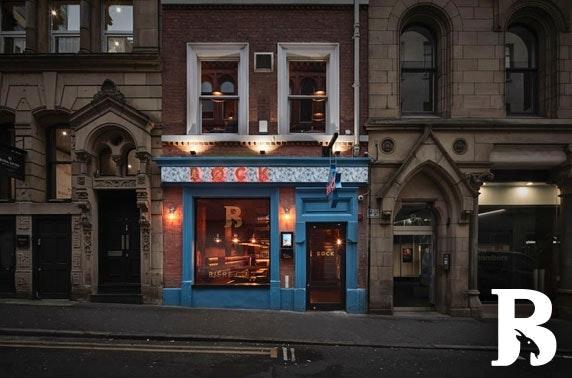 Bock Bière Café fondue, City Centre