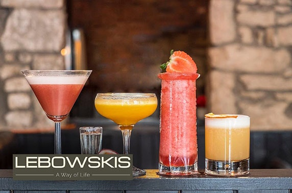 Lebowskis weekend brunch - from £6pp