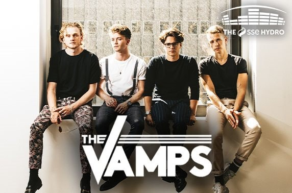 The Vamps at SSE Hydro