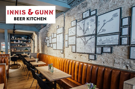 Innis & Gunn Beer Kitchen, Dundee