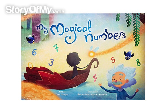 Personalised kids' books – from £8 each