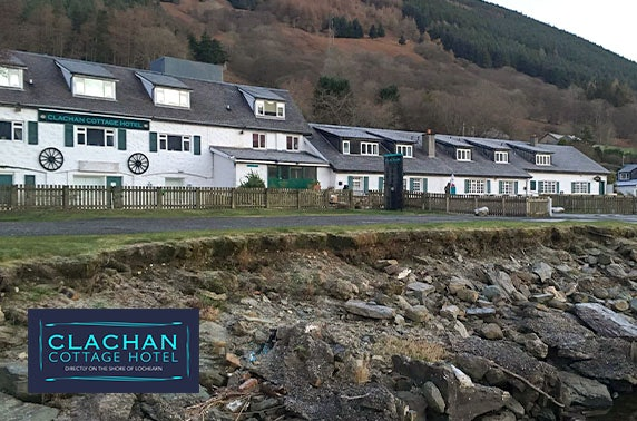 Stunning Loch Earn stay