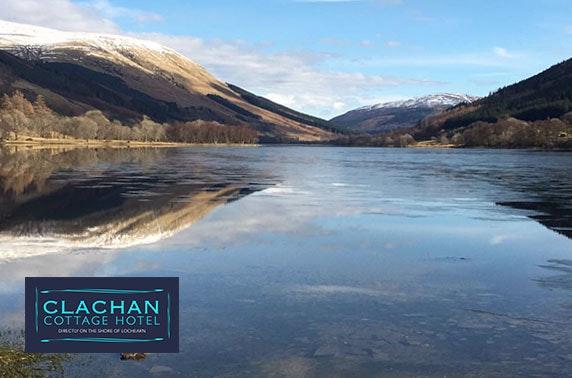 Award-winning Loch Earn stay