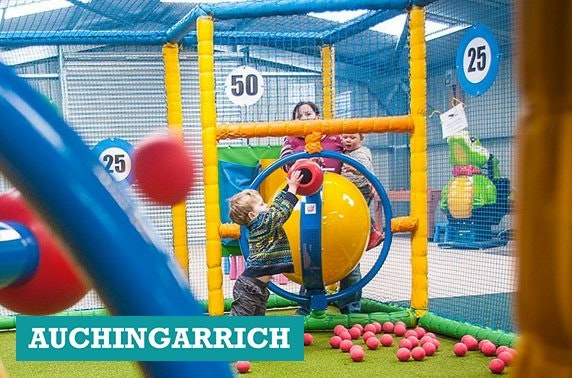 Auchingarrich Wildlife Park tickets - from £4pp