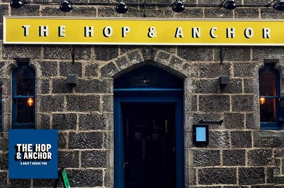 Brand-new The Hop & Anchor dining