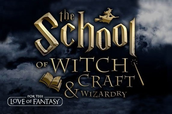 The School of Witchcraft & Wizardry tickets