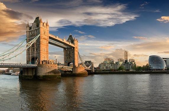 4* London weekend city break