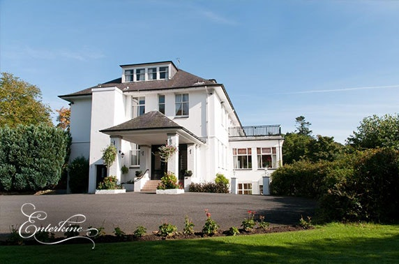 Luxury Ayrshire getaway - from £69