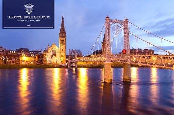2 night Inverness break - valid 7 days until Sept!
