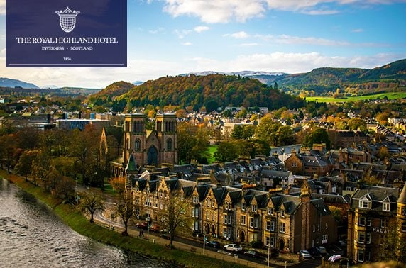 The Royal Highland Hotel, Inverness - from £69
