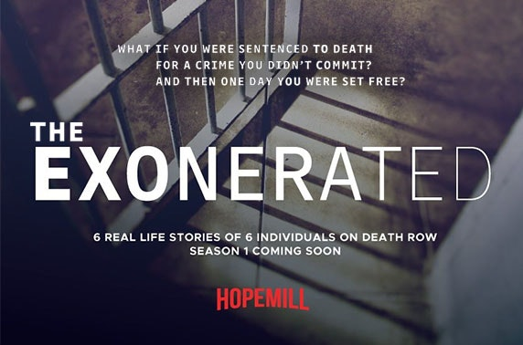 The Exonerated at Hope Mill Theatre