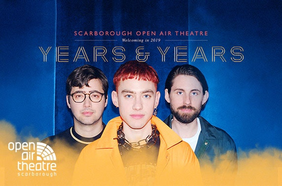 Years & Years, Scarborough Open Air Theatre