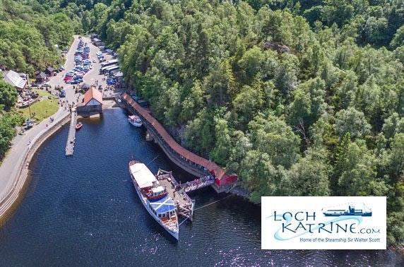 Wizards & Witches Loch Katrine cruise