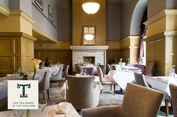 4* The Midland afternoon-tea style brunch