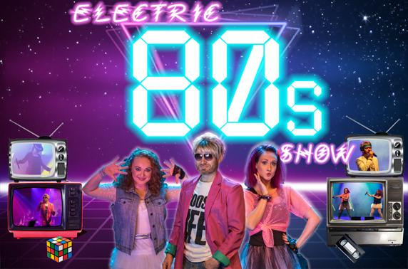 The Electric 80s Show at Òran Mór