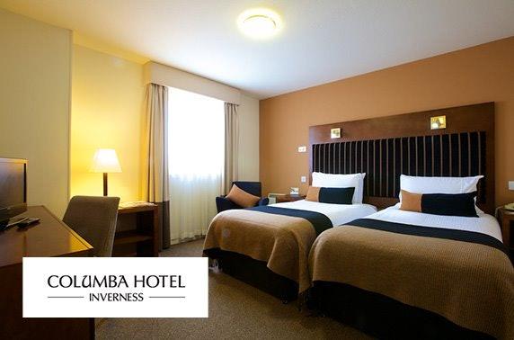 4* The Columba Hotel DBB, Inverness