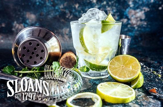 World Gin Day at Sloans