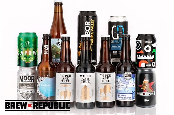 Brew Republic beer subscription
