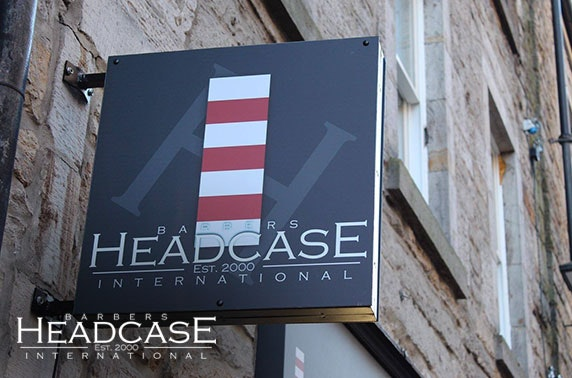 Brand new Headcase Barbers, Rose Street