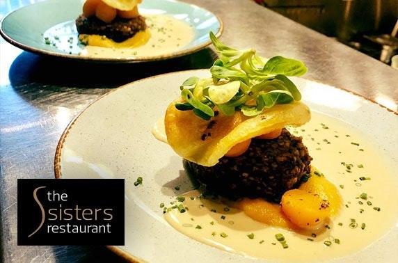 Award-winning The Sisters Kelvingrove dining & drinks