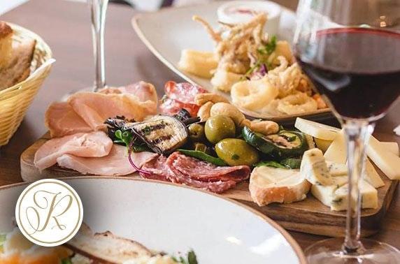 Rossini Italian dining, West End