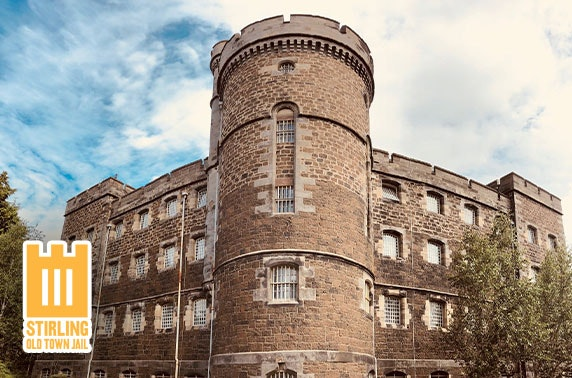 Escape room at Stirling Old Town Jail