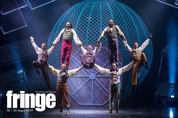 Cirque Berserk! at Edinburgh Festival Fringe
