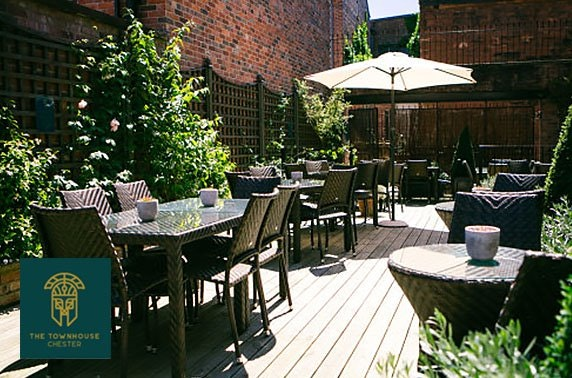 Boutique Chester stay - from £69