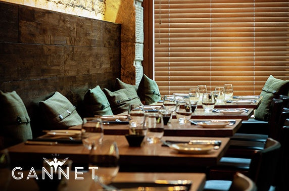 Michelin-recommended The Gannet, Finnieston