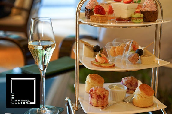 The Square West End afternoon tea
