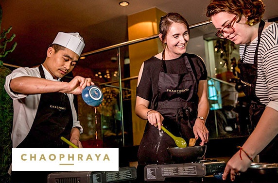 Chaophraya Thai cookery class, Union St