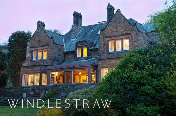 5* Windlestraw DBB, Scottish Borders