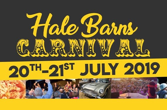 Hale Barns Carnival tickets, Cheshire