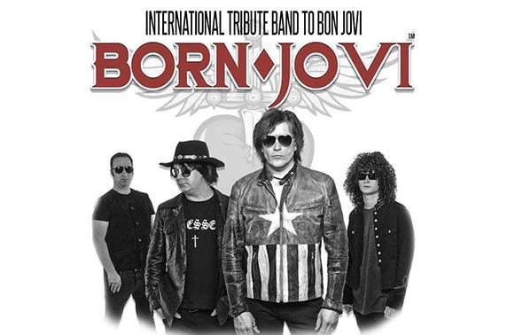 Bon Jovi tribute at Tivoli Theatre