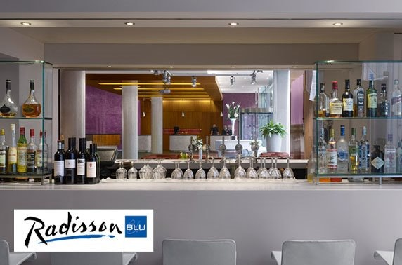 Radisson Blu Liverpool stay - £75