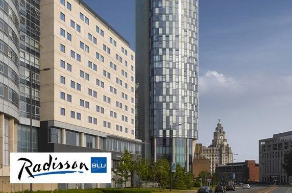 Radisson Blu Liverpool stay - £69