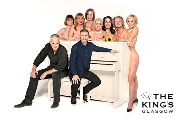 Calendar Girls The Musical at King's Theatre