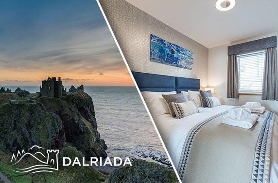 Award-winning 5* luxury lodges from £25pppn