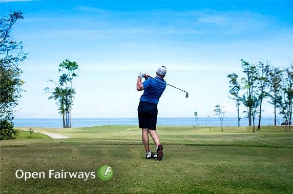 Open Fairways golf membership - save as you play