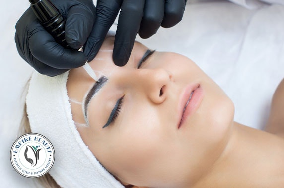 Microblading at Empire Beauty Clinic, City Centre
