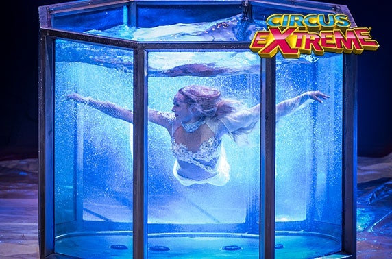Circus Extreme at Soar Intu Braehead